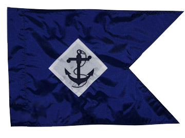 US Navy Guidon