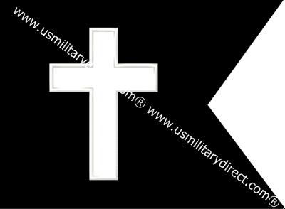 "8""x10""Chaplain Guidon (Single )"