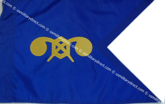 "20""x27.5"" Chemical Guidon"
