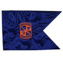 "8""x10"" ROTC Guidon#3"
