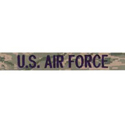 U.S. Air Force Digital Tiger Stripe Branch Tape