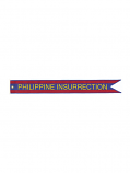 "2.75"" Philippine Insurrection Streamer"
