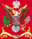 527th Engineer BN Colors