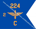 "8""x10""Aviation Guidon (Single )"