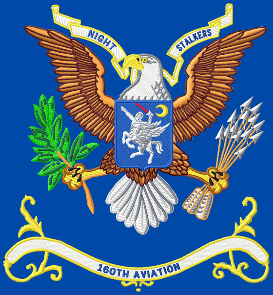 160th Aviation BN Colors
