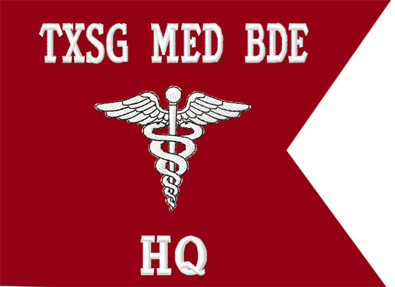 Medical Guidon