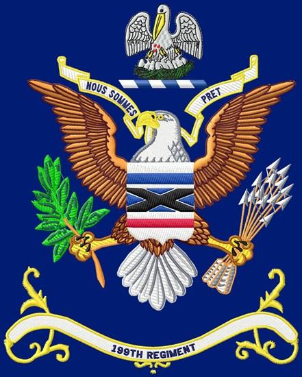 199th Regiment Colors