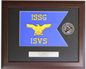Air Force Framed Guidon (Large) Style #3