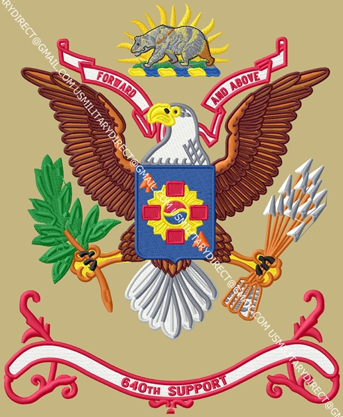 640TH Support BN Colors