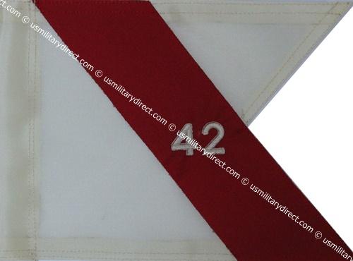 """20""""x27.5"""" RSG Guidon"""