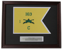 Army Framed Guidon (Medium) Style #1