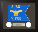 Air Force Framed Guidons (Small) Style #4