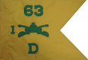 "20""x27.5"" Single Armor Guidon"
