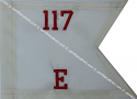 """11""""x14"""" Support Group Guidon (Single)"""