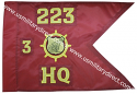 "20""x27.5"" Transportation Guidon"