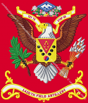 142nd Field Artillery Battalion Colors