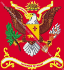 144th Field Artillery Battalion Colors