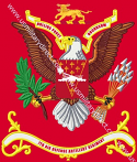 7th Air Defense Artillery Regiment colors