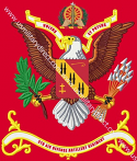 5th Air Defense Artillery Regiment Colors