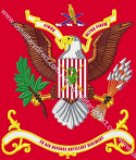 2nd Air Defense Artillery Regiment colors