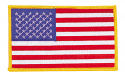 "3""x5"" US Flag Patch"