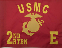 "20""x27.5"" Marine Guidons (Double-sided)"