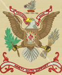 96th Support Group Battalion Colors