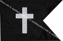 "20""x27.5"" Chaplain Guidon"