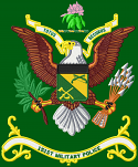 151st Military Police Battalion Color